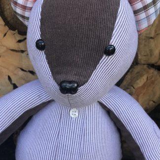 Handmade Memory Keepsake Bear